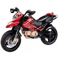 Детский электромобиль мотоцикл  Peg-Perego Ducati Hypermotard