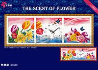 "Набор для вышивания ""Аромат цветов"" DOME 110610"