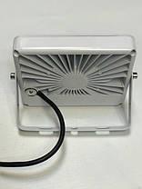 Светодиодный прожектор PREMIUM Slim ECO Tablet SMD SL-2750 50W 6500K IP65 белый Код.57029, фото 2