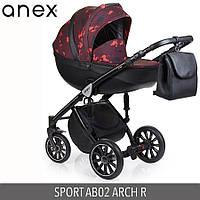 Детская универсальная коляска 2 в 1 Anex Sport 2017  Q1(AB02) ARCH R