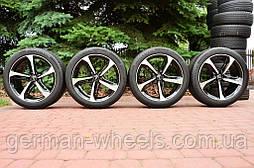 21 оригинальные колеса диски на Audi Q7 4M0
