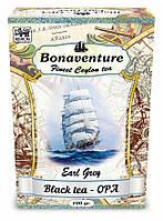 Чай чорний Bonaventure Earl Grey (Бергамот) 100г