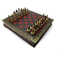 "Шахматы ""Египет"" (43,5х37,5х7,5 см)"
