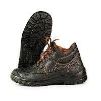 Ботинки Лидер 2х слойный ПУП, кожа, полиуретан