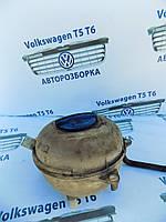 Расширительный бачок VW Volkswagen Фольксваген Т5 2.5 TDI 2003-2010