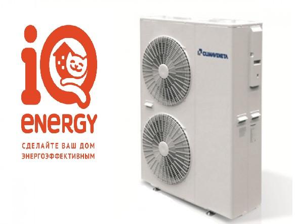 Тепловой насос воздух-вода Climaveneta i-KIR2-MTD 14,5 кВт