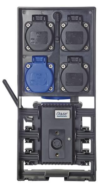Блок розеток з Wi-Fi управлінням Oase InScenio FM-Master Телефон