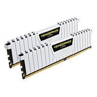 Оперативна память Corsair 16 GB (2x8GB) DDR4 3000 MHz (CMK16GX4M2B3000C15W)
