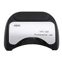 LED +ССFL лампа для ногтей  48 w  с дисплеем ( Корея )