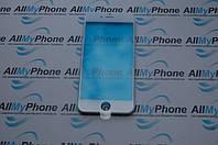 Стекло корпуса для мобильного телефона Apple iPhone 6 с рамкой белое