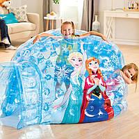 Детский надувной игровой центр 48670 Frozen