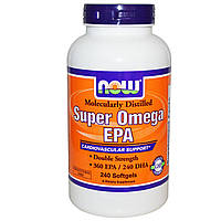 Now Foods Super Omega EPA 240 caps