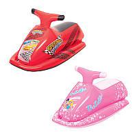 Детский надувной плот 41001 Скутер Best way