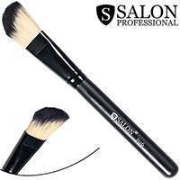 Salon Prof. Кисть для макияжа 0706 (большая) полу-плоская скошенный-срез 30х18мм