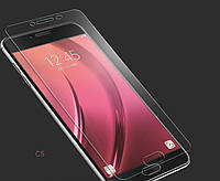 Защитное стекло на Samsung Galaxy C9 Pro