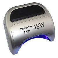 LED лампа для гель-лака  48 w