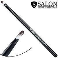 Salon Prof. Кисть для макияжа 0816 (малая) плоская удлиненная закругленная 9х4мм, фото 2