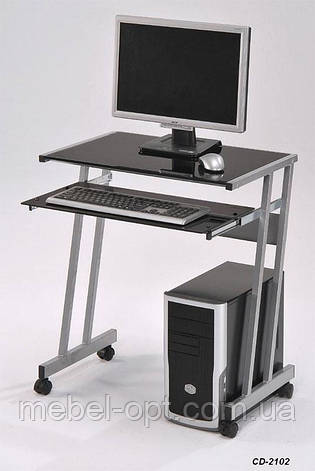 Компьютерный столик CD-2102, высота не регулируется, фото 2