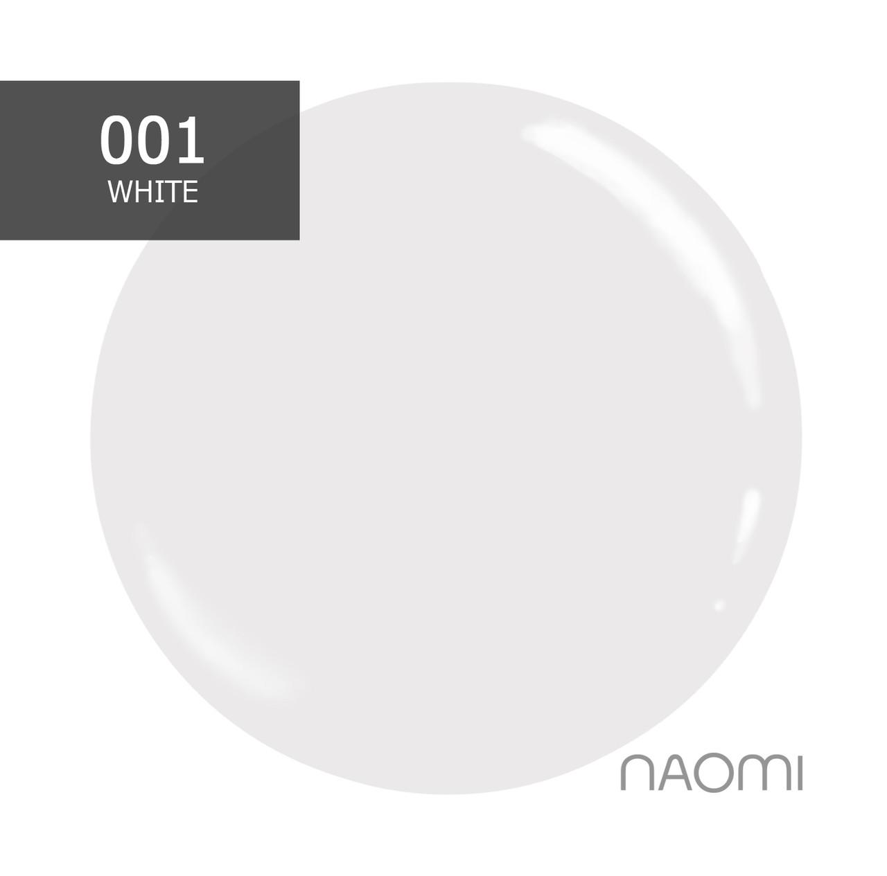 Гель-лак Naomi №1