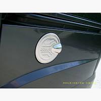 Накладка на люк бензобака Fiat Doblo II 2005+