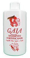 Gaia Шампунь для волос укрепляющий (500 мл) Италия