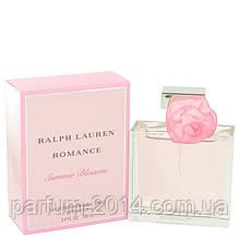 Женская парфюмированная вода Ralph Lauren Romance Summer Blossom (реплика)