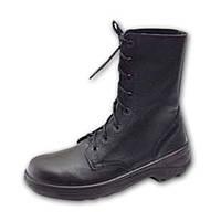 Ботинки с высокими берцами, черный