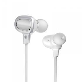 Наушники Baseus B15 Seal Bluetooth Earphone Silver/White