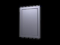 Люк-дверці ревізійні декоративні 218х418/196х396 метал