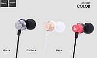 Наушники Hoco EPM02 EarPhone, разные цвета, оригинал