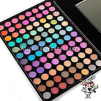 Палитра теней для макияжа 95 цветов MAC Cosmetics палетка теней 96 оттенков реплика , фото 5