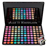 Палитра теней для макияжа 95 цветов MAC Cosmetics палетка теней 96 оттенков