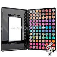 Палитра теней для макияжа 95 цветов MAC Cosmetics палетка теней 96 оттенков реплика , фото 2