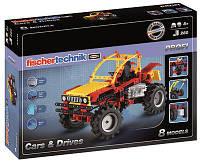 Fisсhertechnik PROFI конструктор Машины и Aвтo FT-516184