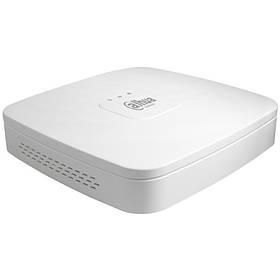 8-канальный Smart 1U сетевой видеорегистратор DH-NVR2108-S2. 6Мп, 5Мп, 4Мп, 3Мп, 1 SATA HDD (до 6 Тб), 2-USB2