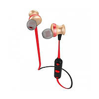 Наушники HOCO Bluetooth Earphone EPB01 Gold