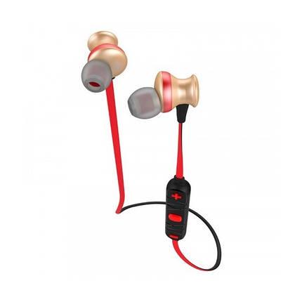 Наушники HOCO Bluetooth Earphone EPB01 Gold, фото 2