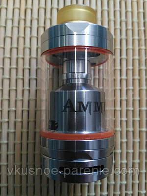 Бак Ammit RTA Dual Coil Version GeekVape оригинал сталь