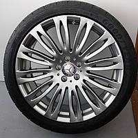 20 оригинальные колеса диски на Mercedes S600 W222 Maybach