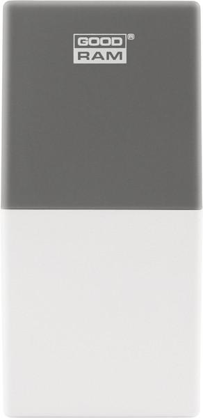 Портативное зарядное устройство Goodram PB04 5000mAh Li-ion Graphite (внешняя зарядка для телефона)