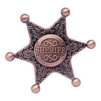 Hand Spinner Sheriff