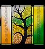 """Керамический дизайн-обогреватель UDEN-S """"Осенний блюз"""" (триптих)"""