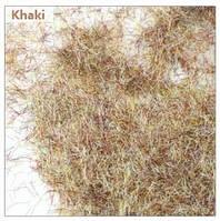 Имитация травы, флок для диорам, 3-5 мм, жухлая, сухая трава для подставок, миниатюр 5 гр