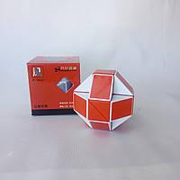 Змейка Рубика Shengshou Wind красная (улучшенный механизм)