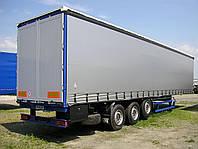 ПВХ тент на фуру- Бельгия, прицеп, грузовое авто