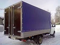 Тенты на ГАЗель из ткани ПВХ - Бельгия 650 г/м2.