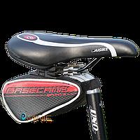 Велосипедная сумка под сиденье велосипеда (сумка подседельная) BaseCamp BC-303, фото 1