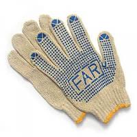 Рабочие перчатки Х/Б FARA