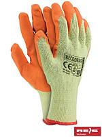 Перчатки защитные проклеенные RECODRAG YP