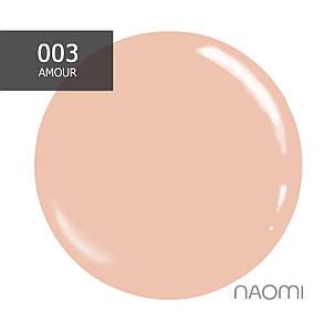 Гель-лак Naomi №3